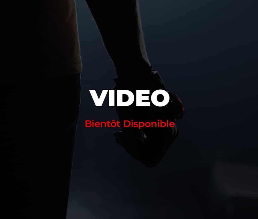 video bientot disponible